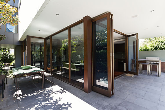 Bi-Fold Doors Image