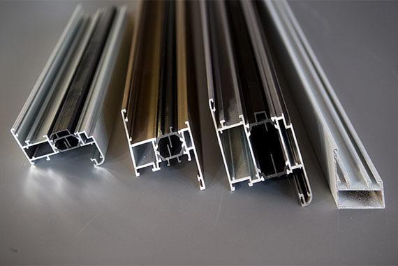 Aluminum and uPVC